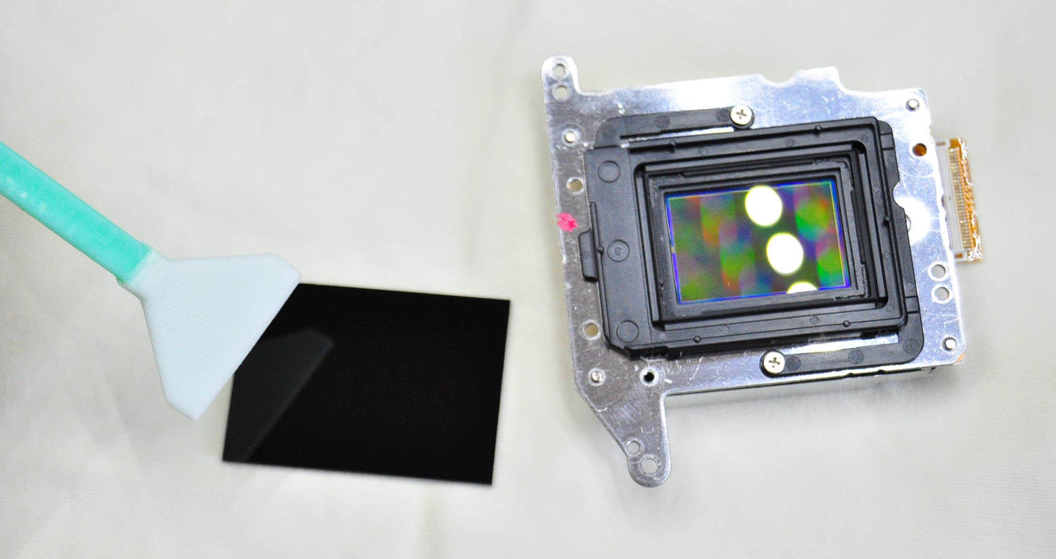 Sensör Temizliği