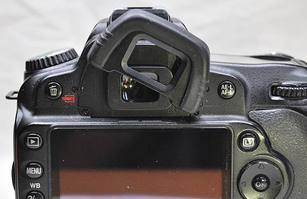 Nikon D90 Vizör Lastiği