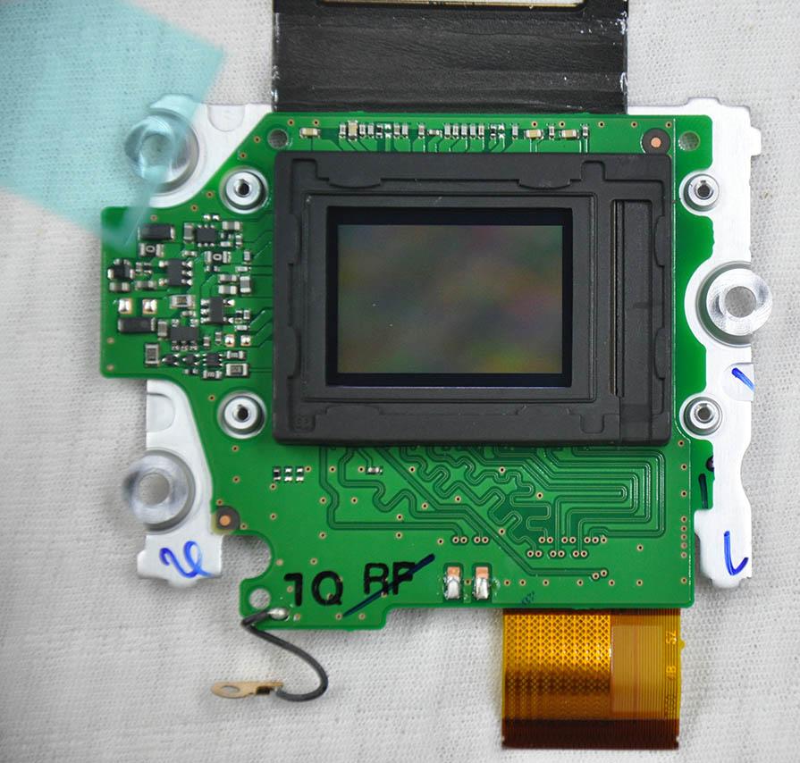 Nikon D7200 kızılötesi blok filtre